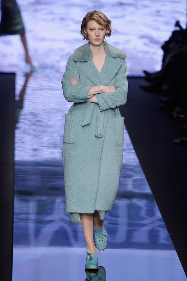 Tendenze Moda Donna Autunno-Inverno 2015-2016  Cappotti colorati e5cf5e3f872a