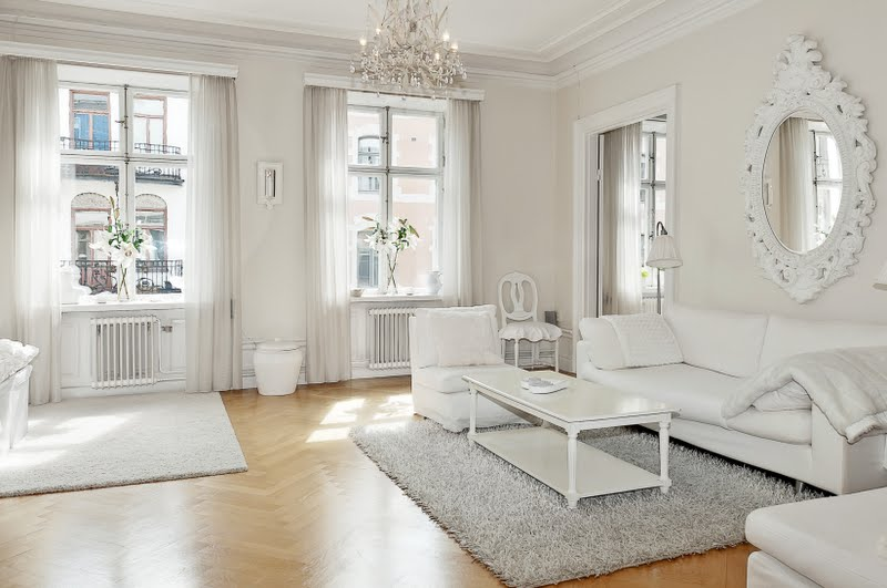 Arredare la casa in total white  Mamma al top by Dragana Radosevic